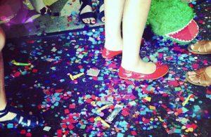 Hens Party at Thread Den